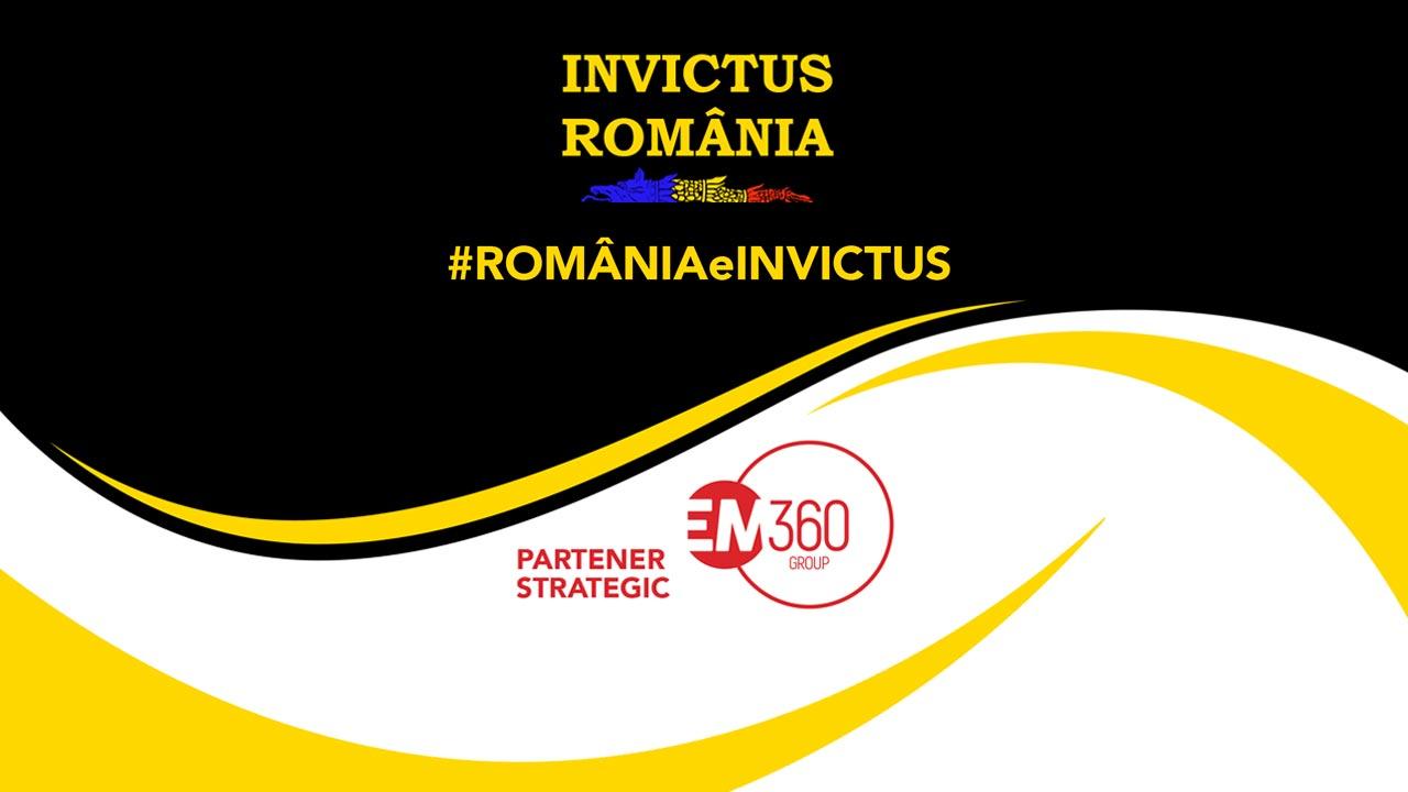 comunicat romaniaeinvictus - invictus romania