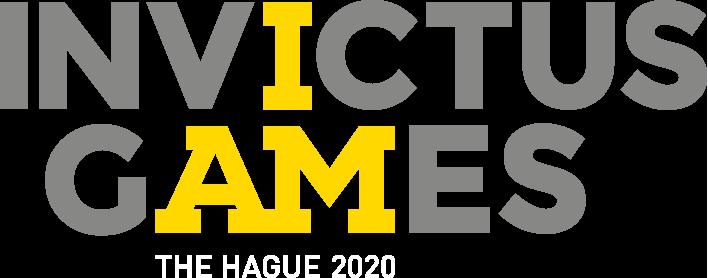 logo invictus games the hague 2020